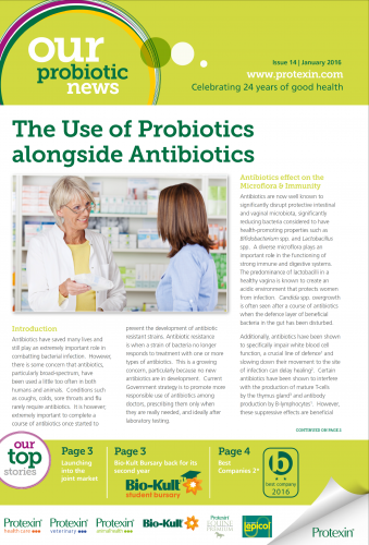 Probiotic News - Issue 14